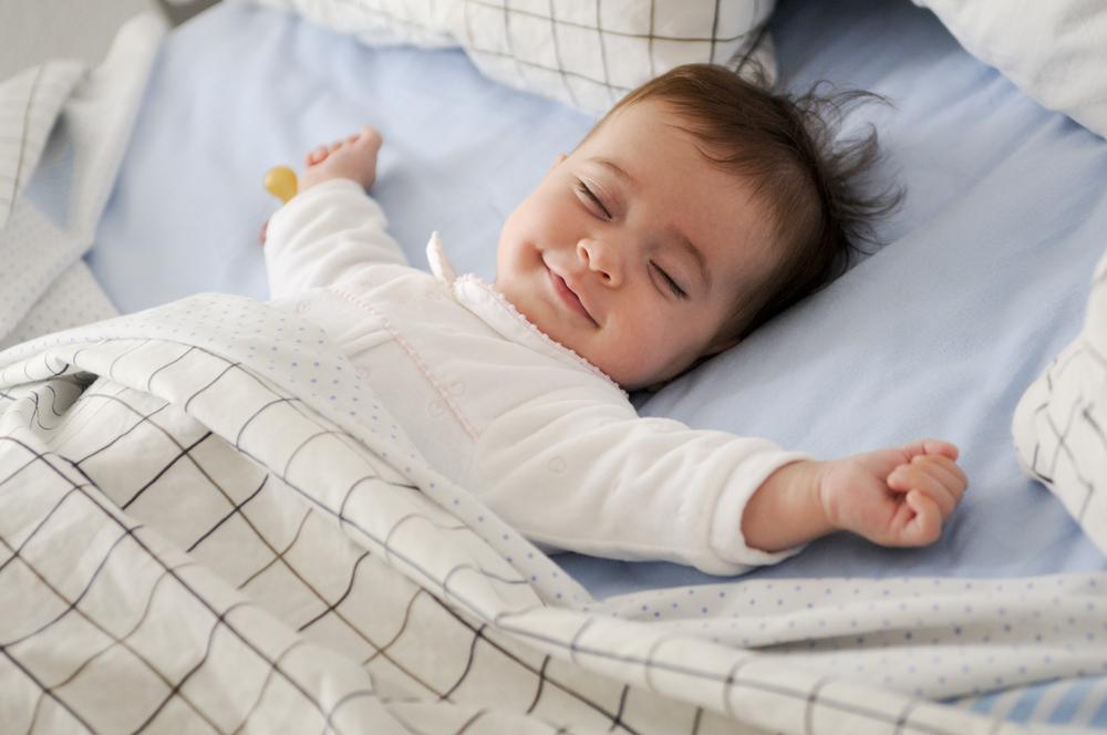 3 dicas para os bebês dormirem melhor