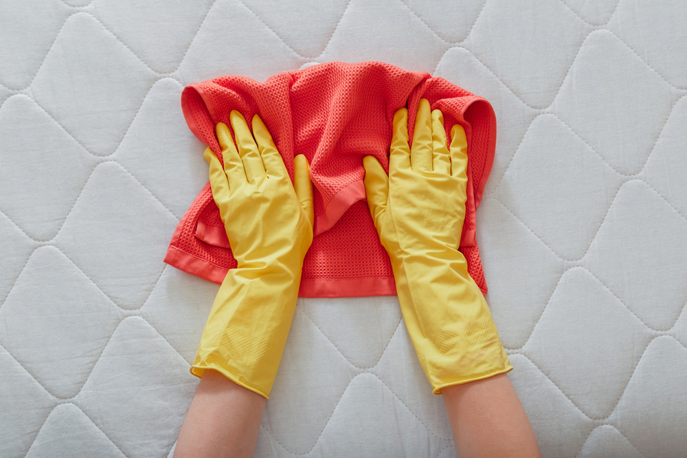 3 formas de limpar corretamente o seu colchão
